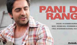 Pani Da Rang Lyrics – Vicky Donor