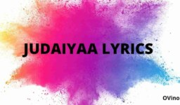 Judaiyaa Lyrics